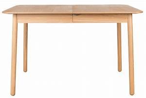 Holzplatte 120 X 80 : zuiver glimps uitschuifbare tafel 120 162x80 flinders verzendt gratis ~ Bigdaddyawards.com Haus und Dekorationen
