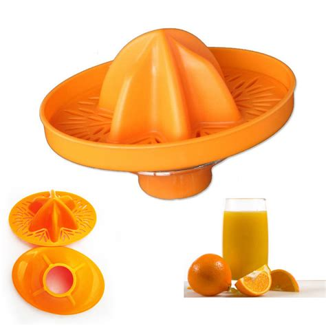 juicer juice squeezer orange lemon manual hand press citrus fruit extractor walmart