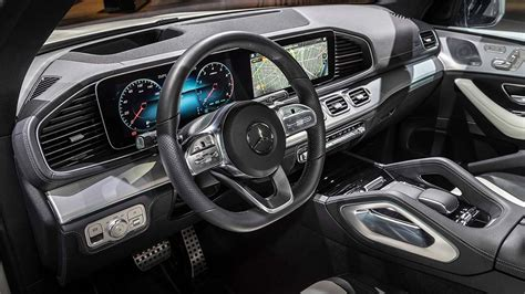 2020 gla sahara beige interiors. First Look: 2020 Mercedes-Benz GLE is More Luxurious - and More Capable | TheDetroitBureau.com