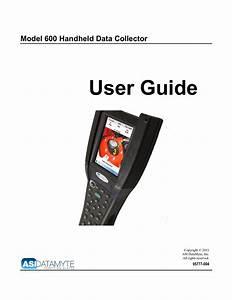 600 User Manual