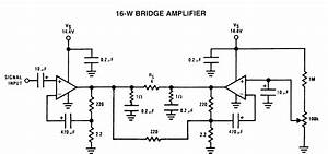 Schematic Diagram Of Amplifier