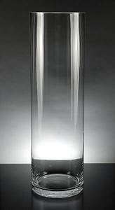 clear glass 20 quot cylinder vases