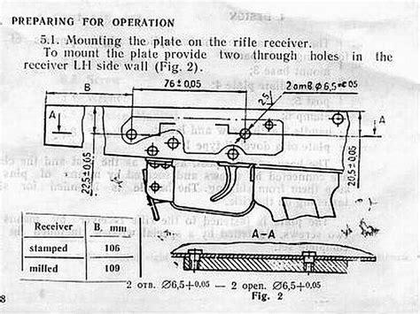 Ak-47 Auto Sear Blueprints