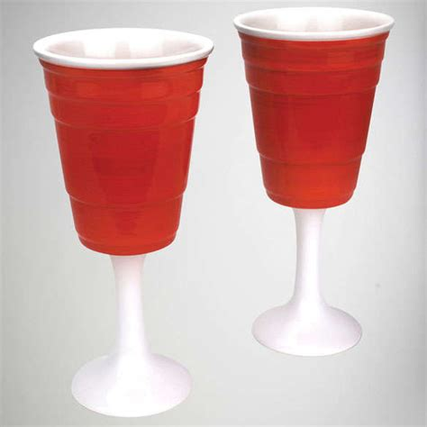classy party alcohol cups red cup wine glasses