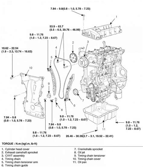 Kia Sorento Engine Diagram Automotive Parts