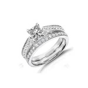affordable wedding ring sets wedding sets wedding sets for white gold with diamonds