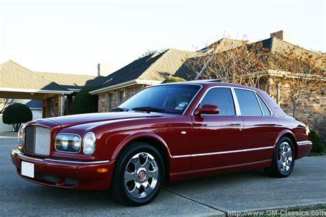 2001 Bentley Arnage Photos, Informations, Articles