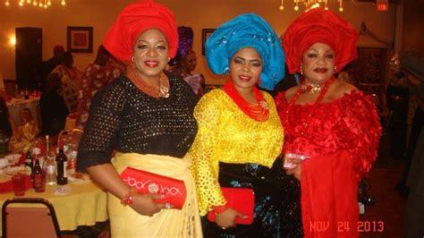 Nigerian Women Fashion In New Jersey Usa Fashion