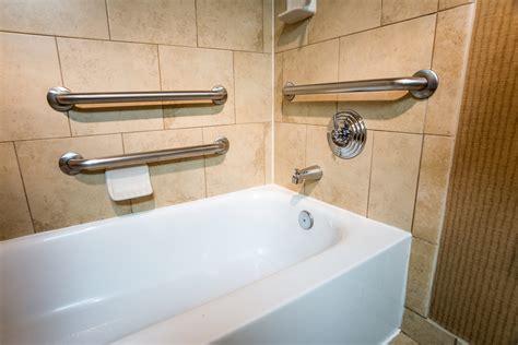Bathroom Rails Grab Bars by Improve Safety With Bathroom Grab Bars