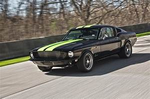 This Electric 1968 Ford Mustang Kicks Out a Shocking 800 HP! Photo & Image Gallery