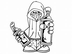 Drawings Of Graffiti Characters | www.pixshark.com ...