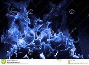 Blue Fire Royalty Free Stock Images - Image: 33918879