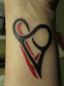Infinity Heart Tattoos - Designs and Ideas | Bedrooms ...