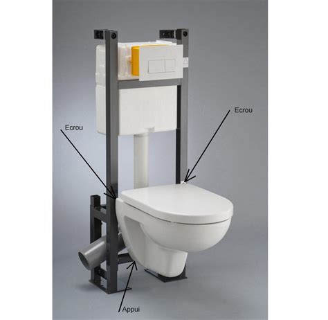 comment monter un toilette suspendu maison design mail lockay