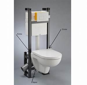 Wc Suspendu Inconvenient : wc suspendu bruit ~ Melissatoandfro.com Idées de Décoration