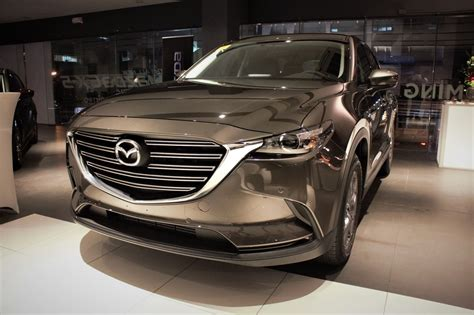 You have a high standard for your personal vehicles. Mazda PH Introduces CX-9 Sport Touring - Carmudi Philippines