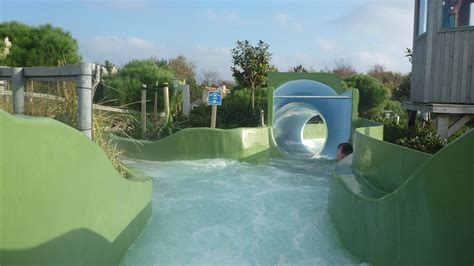 center parcs port zelande wildwasserbahn wildwaterbaan