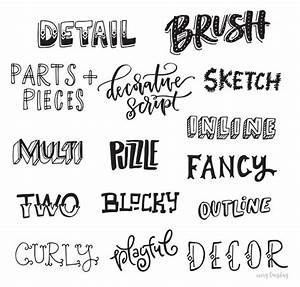 best 25 font styles ideas on pinterest With text letter style