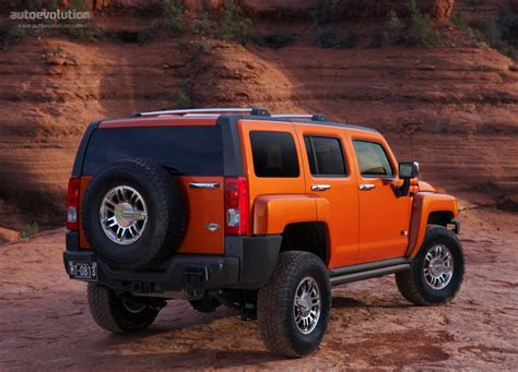 2009 Hummer H3 Reviews, Images, And Specs