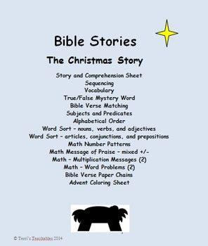 nativity  terris teachables teachers pay teachers