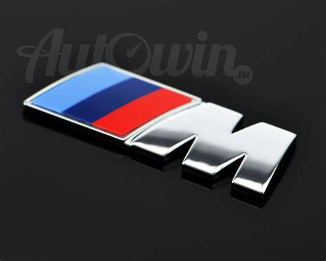 bmw m emblem bmw 1 series f20 f21 genuine m sport tri color emblem logo original oem
