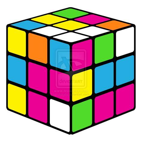 Cube Clipart Rubik S Cube Clip Cliparts
