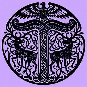 Symbole Mythologie Nordique : la belgique des 4 vents mythologie nordique et slave ~ Melissatoandfro.com Idées de Décoration