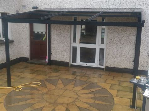 The Four Seasons Wall Mounted Gazebo For Sale in Lucan