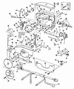 Johnson Remote Control Parts For 1977 115hp 115txl77s