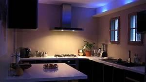 Eclairage Moderne : eclairage de cuisine mobilier moderne eclairage design eclairage naturel cuisine ~ Farleysfitness.com Idées de Décoration