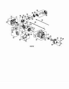 Craftsman Trimmer  Weedwacker Parts
