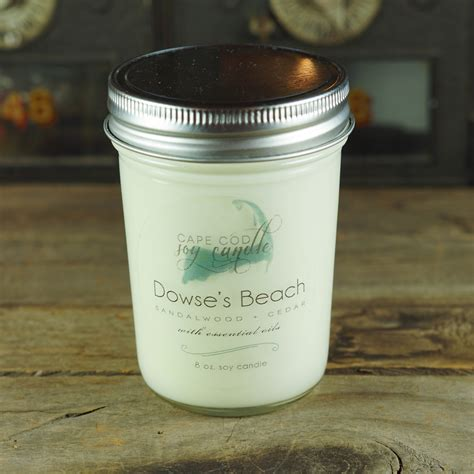 Cape Cod Soy Candle Dowses Beach  1856 Country Store