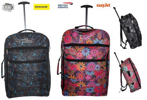 koffer handgepäck leicht kabine leicht rollen handgep 228 ck rucksack trolley flug reisekoffer tasche ebay