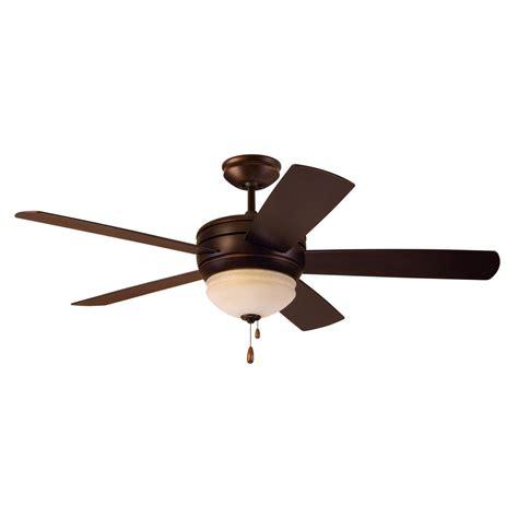 bronze outdoor ceiling fan hunter caicos 52 in indoor outdoor new bronze wet rated