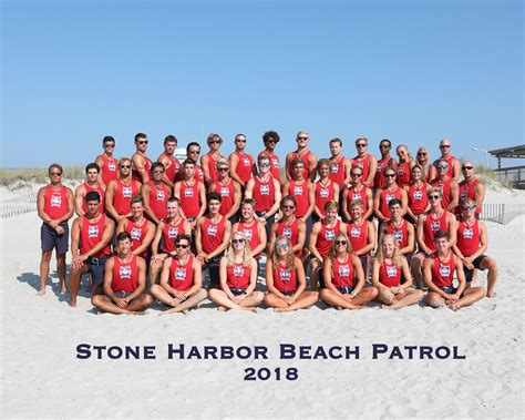 stone harbor beach patrol borough stone harbor