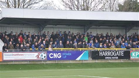 Harrogate Town: 10 things - FC Halifax Town