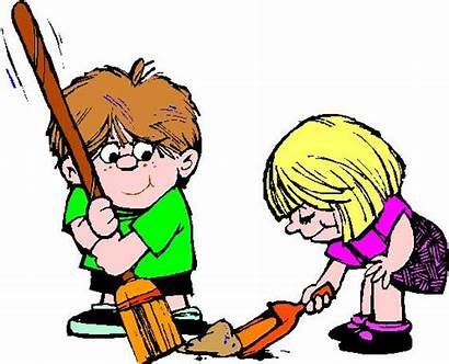 Clean Cleaning Help Pesach Clipart Children Child