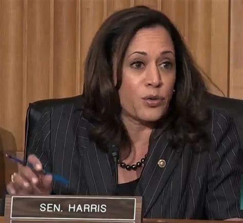 Senator Kamala Harris Grills DHS Nominee John Kelly on