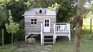 Grande Cabane Enfant : 20 cabanes pour les enfants ~ Melissatoandfro.com Idées de Décoration