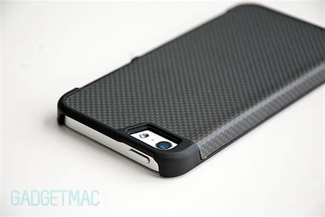 carbon fiber iphone 5 drop dropcarbon carbon fiber iphone 5 review gadgetmac