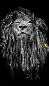 Rasta Lion iPhone 5 Wallpaper (640x1136)
