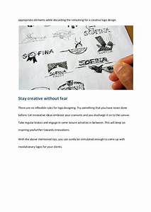 Get inspired to create best and highly creative logo design