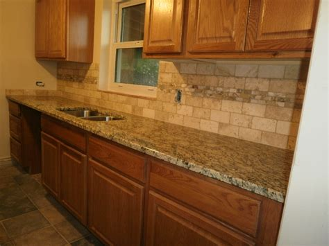 images of kitchen backsplash tile ideas for kitchen tile backsplash with st cecilia granite