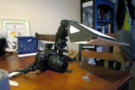 cheap diy flash diffuser  macro photography