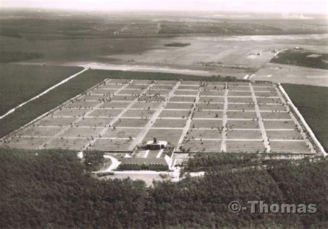 belgien lommel soldatenfriedhof denkfried denkmale und