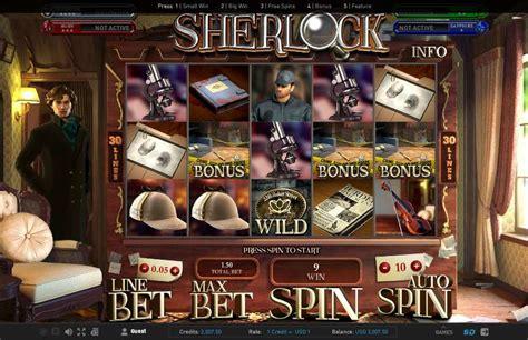 sherlock casinos gameplay interactive gaming