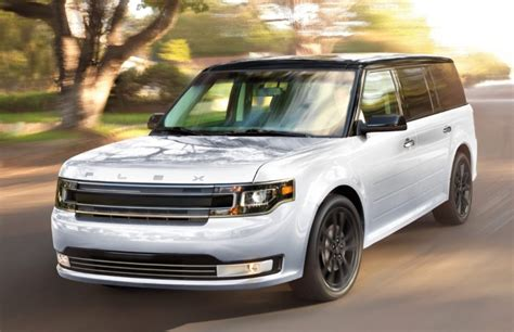 2020 Ford Flex by 2020 Ford Flex Colors Redesign Release Date Interior