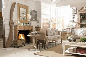 Wohnzimmer Im Landhausstil Gestalten 55 Gemtliche Ideen