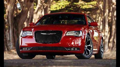 2018 Chrysler 300 Srt8 Luxury Concept Changes Redesign
