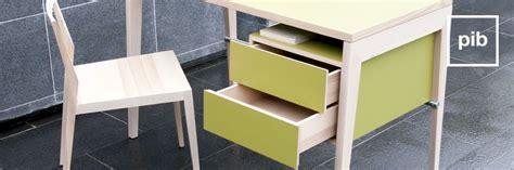Lade Da Scrivania Di Design by Scrivania Con Cassetti Pib